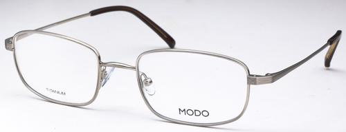 Modo 118 Brushed Silver