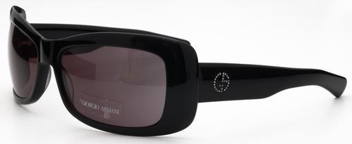 Giorgio Armani 53 Strass Shiny Black