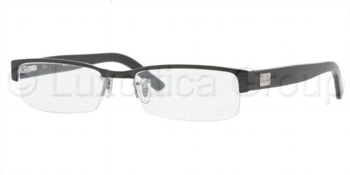 Ray Ban Glasses RX6182 Shiny Black
