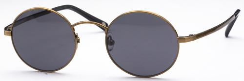 John Lennon JL 01B Antique Gold Sun - LEFT TEMPLE ONLY