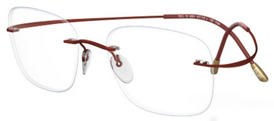 Silhouette 7799-7610 Eyeglasses