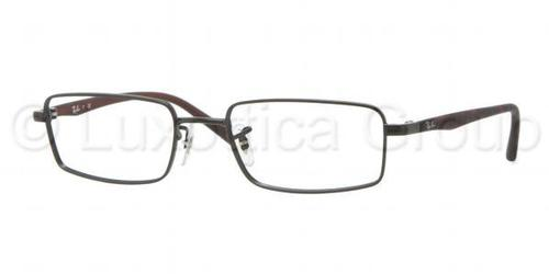 Ray Ban Glasses RX6236 Matte Light Brown