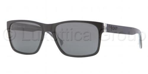 DKNY DY4098 Black with Grey Lenses