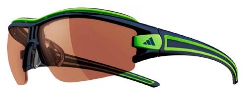 Adidas a167 evil eye half rim pro L
