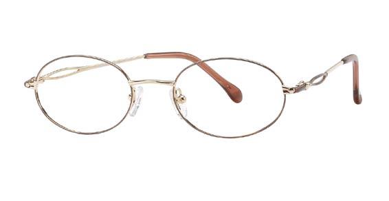 Silver Dollar Contessa Eyeglasses