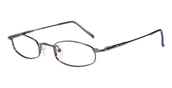 Silver Dollar Montreal Eyeglasses