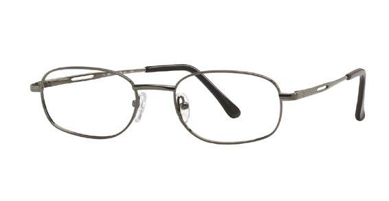 Silver Dollar TC781 Eyeglasses