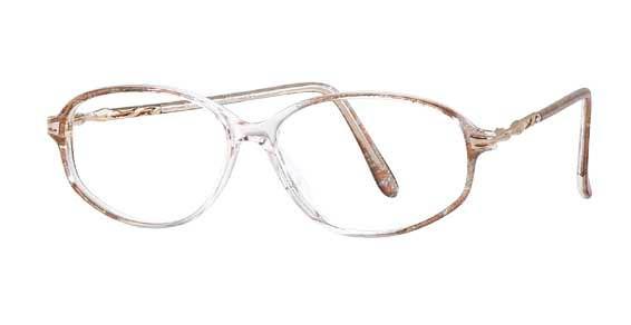 Silver Dollar Cameo Eyeglasses