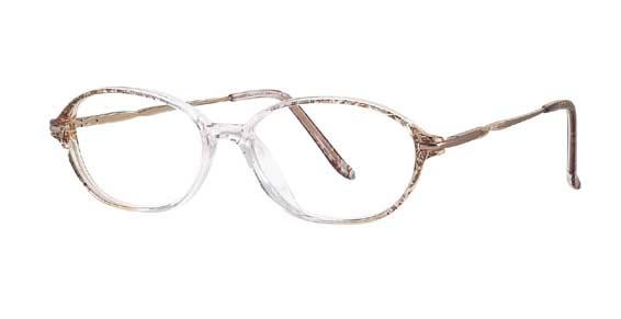 Silver Dollar Priscilla Eyeglasses