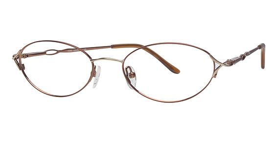 Silver Dollar Fern Eyeglasses