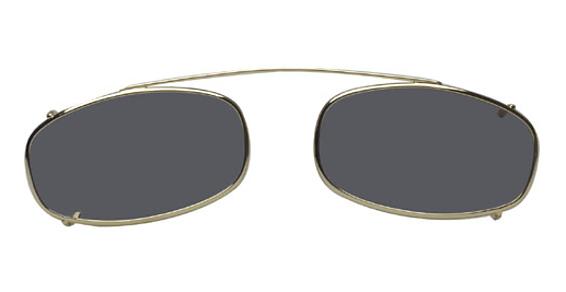 Hilco Sun Clips, Oblong Sunglasses