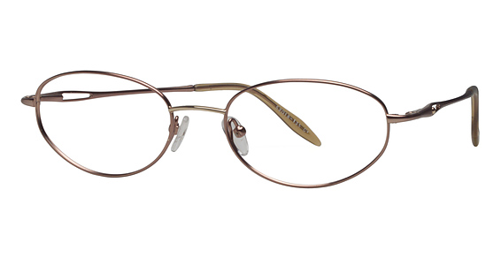 Silver Dollar Eve Eyeglasses