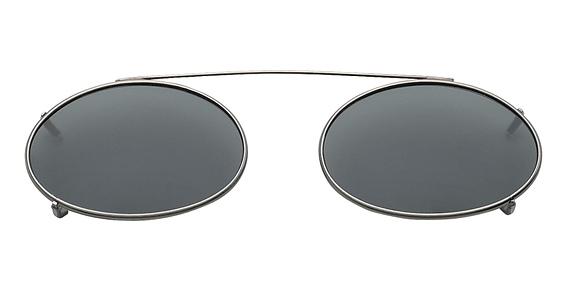 Hilco Sun Clips, Low Oval Eyeglasses