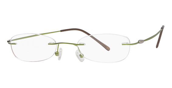 Silver Dollar BTCF3006 Eyeglasses