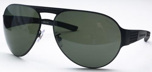 Chopard SCH873 Mate Black with Green Lenses