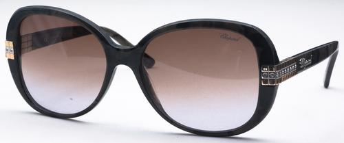Chopard SCH110S Black with Grey Gradient Lenses