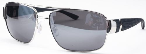 Chopard SCH879 Grey/Black with Polarized Grey Lenses