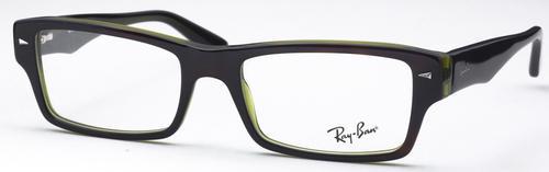 Ray Ban Glasses RX5254 Shiny Black