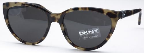 DKNY DY4095 Brown Havana/Pink with Brown Gradient Lenses