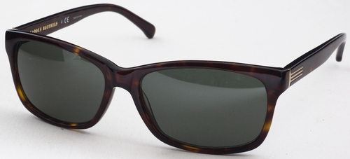 Brooks Brothers BB5008 Tortoise with Green Lenses