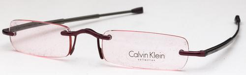 Calvin Klein CR1 Satin Black +2.00