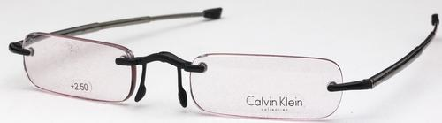 Calvin Klein CR1 Satin Black +2.50