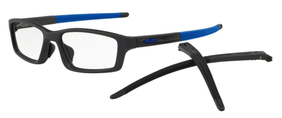 3be264f9a5 Oakley Crosslink Pitch (A) OX8041 Eyeglasses Frames