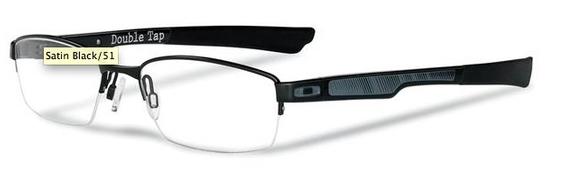 Oakley Double Tap Eyeglasses Frames