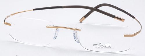 Silhouette Shape 7577 Eyeglasses