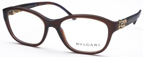 Bvlgari BV 4062 B Grey Transparent