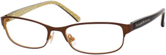 Kate Spade Small Eyeglass Frames : Kate Spade Ambrosette Eyeglasses Frames