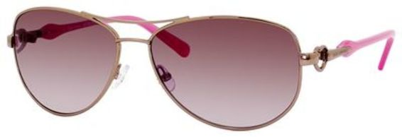 Juicy Couture Deco/S Sunglasses