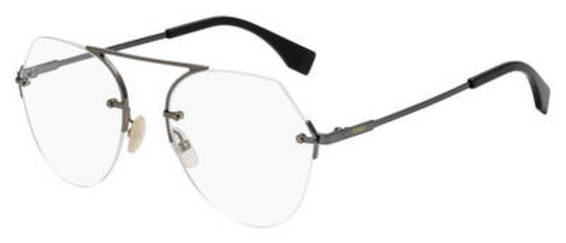 Fendi Men Ff M 0063 Eyeglasses