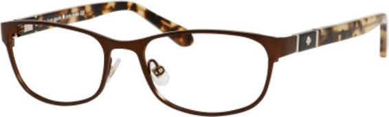 Kate Spade Jayla Eyeglass Frames : Kate Spade Jayla Eyeglasses Frames