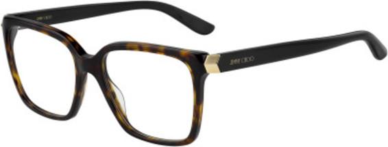Jimmy Choo Jc 227 Eyeglasses