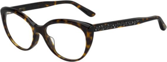 Jimmy Choo Jc 233/F Eyeglasses