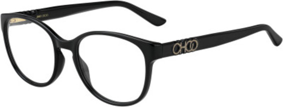 Jimmy Choo Jc 240 Eyeglasses