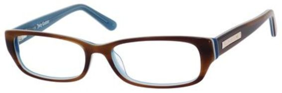 Juicy Couture Ju 125 Eyeglasses