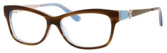 Juicy Couture Eyeglass Frames 2013 : Juicy Couture Juicy 138 Eyeglasses Frames