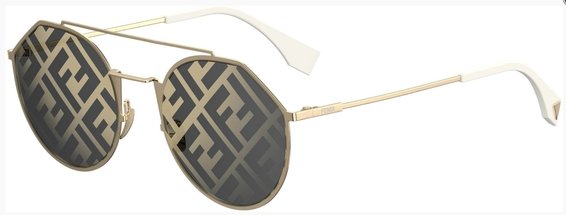 Fendi Men Ff M 0021/S Sunglasses