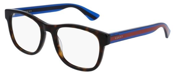 Gucci GG0004O Eyeglasses Frames