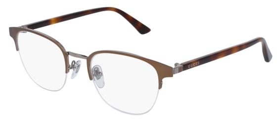 Gucci Eyeglass Frame 3643 : Gucci GG0020O Eyeglasses Frames