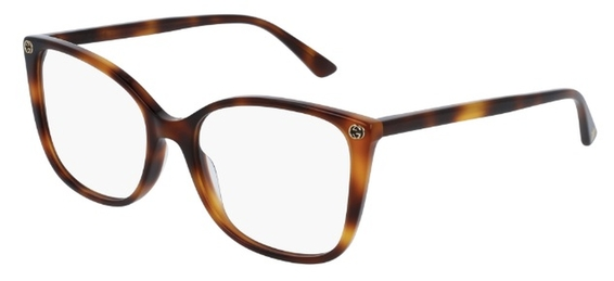 Gucci GG0026O Eyeglasses Frames