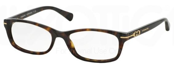 Coach HC6054 ELISE Eyeglasses Frames