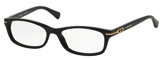 Coach HC6054F ELISE (Asian Fit) Eyeglasses