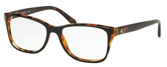 Coach HC6129F (Asian Fit) Eyeglasses