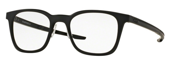 6b6dfb32203 Oakley Milestone Satin Concrete Eyeglasses