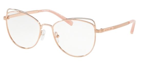 Michael Kors Mk3025 Santiago Eyeglasses Frames