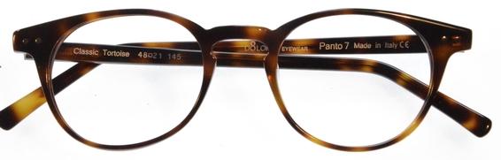 Dolomiti Eyewear Panto 7 Eyeglasses
