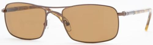 Brooks Brothers BB 471S Burgundy/Tortoise with Brown Lenses